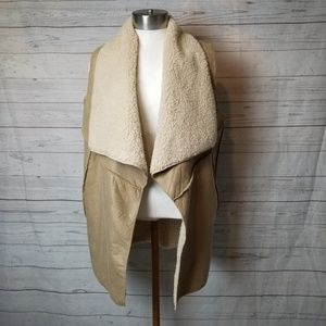 Cherish Faux Fur Vest
